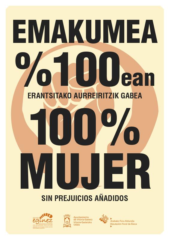100% MUJER