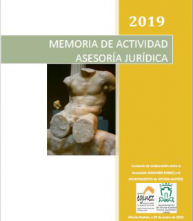 asesoria juridica 2019