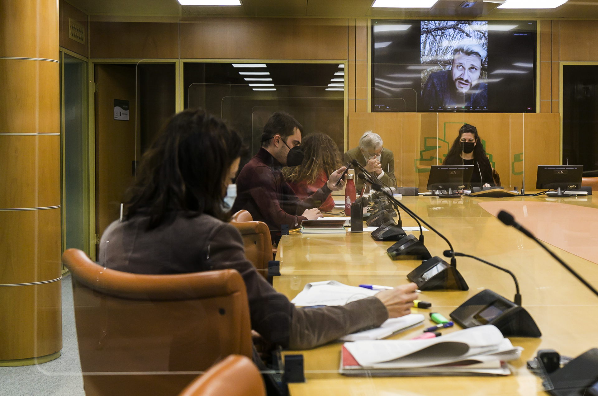 Comisión de Políticas Sociales y Juventud