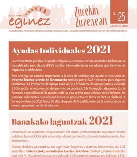 Zurekin Zuzenean 25